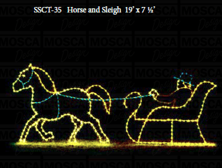 SSCT-35 Horse and Sleigh Main