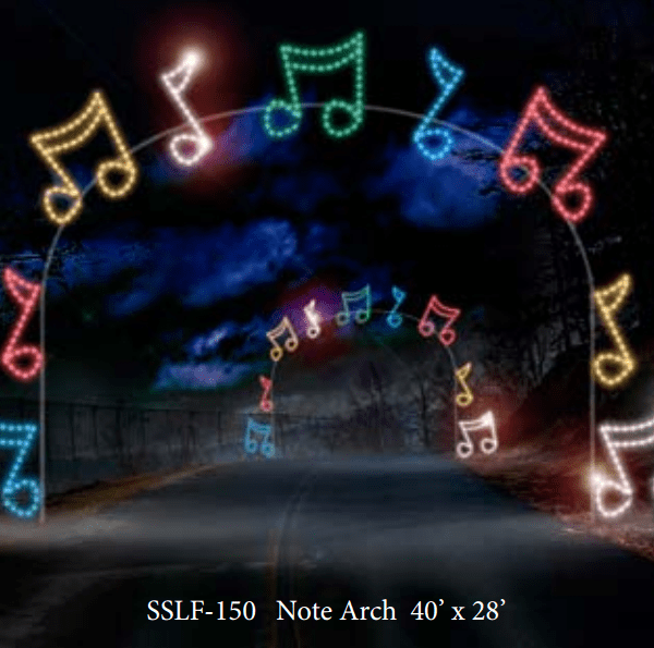 SSLF-150 Note Arch Main
