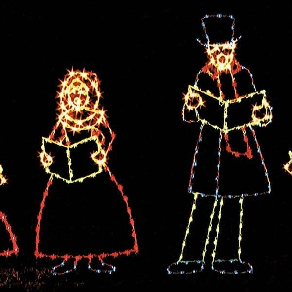 Dickens Carolers SSCT36373839