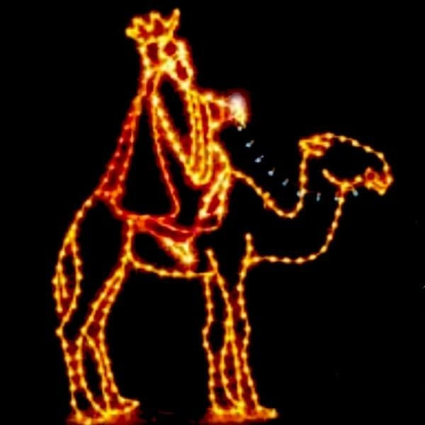 SSRC-3 Wise Man on Camel